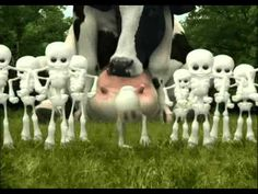 """CNIEL """"Les produits laitiers"""" by LA CHOSE"""