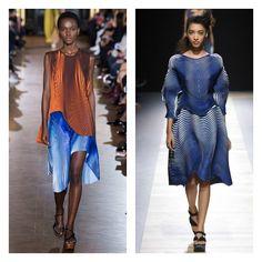 PLEATS Top Five Trends Paris Fashion Week - FocusOnStyle.com