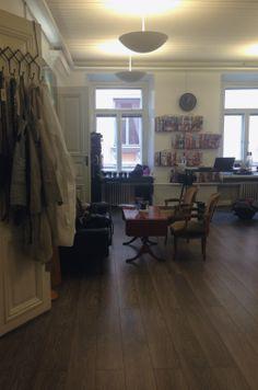 """LivBox-tiimi vieraili Why Not PR:n toimistolla fiilistelemässä showroomia sekä """"juonimassa"""" tulevia kivoja juttuja ;)"""