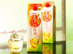 Need to find somewhere to buy this! - Kirin Makkoi Umeshu (Deeeelish!)