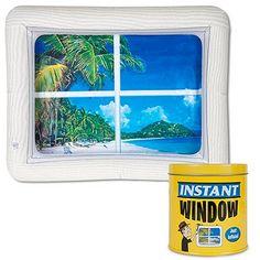 Inflatable Window