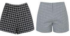 Short cintura alta – DIY – molde, corte e costura – Marlene Mukai - Diy Clothing, Sewing Clothes, Clothing Patterns, Diy Fashion, Ideias Fashion, Fashion Design, Como Fazer Short, Cute Summer Outfits, Refashion