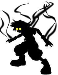 Sora shadow heartless