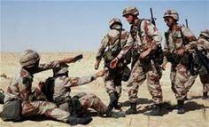 Desert Storm Soldiers -