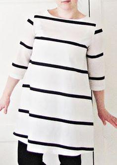 Mekkotehdas: Aikuisten 'Alviina' Sewing Hacks, Sewing Projects, Felt Pictures, Costume Design, Handicraft, Sewing Patterns, Knitting, My Style, Crochet