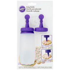 Wilton Cookie Icing Bottle