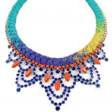 Malaga Necklace by Jolita Jewellery