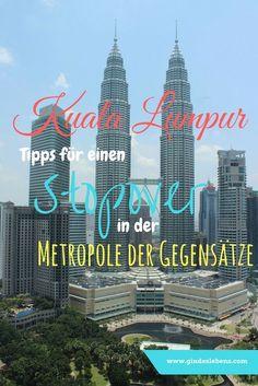 Kuala Lumpur ist perfekt für einen Stopover. Malaysias Hauptstadt bietet aber mehr als nur gute Anschlussflüge. Warum ihr unbedingt einen längeren Stopover einplanen solltet könnt ihr am Blog nachlesen.