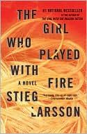 The Girl who played with fire - Read while daniel craig was busy trying to find a copy of the first one... sets up book 3.