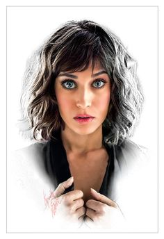 Lizzy Caplan by kenernest63a