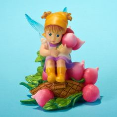 My Little Kitchen Fairies Enesco Figurines, Glass Figurines, Cute Fairy,  Fairy Gardening,