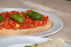recept voor italiaanse bruschetta volgens origineel recept (2)