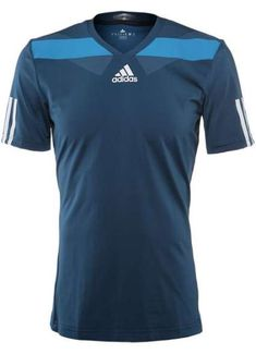 s sport wear, tennis clothes, sports shirts, adidas men, te Camisa Adidas, Camisa Polo, Sport Wear, Sport T Shirt, Athletic Outfits, Sport Outfits, New T Shirt Design, 3d T Shirts, Tennis Clothes