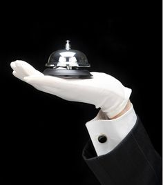 Butler bell- at your service! ;) :)