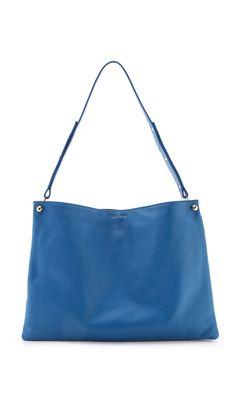 Pour La Victoire Bijou Shoulder Bag Royal Blue in Blue (Royal Blue)