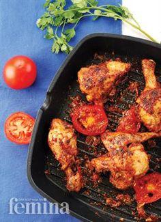 Ayam Bakar Saus Tomat :: Hidangan Indonesia :: Resep :: Kuliner :: Femina.co.id ::