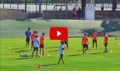 Football Drills – Granada CF