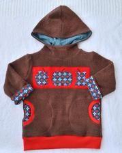 Handmade dětské oblečení - Handmade children clothing #handmade #children #clothing #hoodie #modrykonik