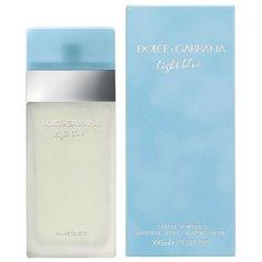 Dolce   Gabbana Light Blue By Dolce   Gabbana For Women. Eau De Toilette  Spray Oz (Packaging May Vary) 29581c213d1c