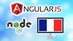 100% Off AngularJS et Node.js | JavaScript | Guide Complet, Free #AngularJS #Nodejs #JavaScript #Udemy #Free #UdemyFree