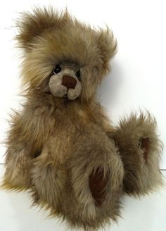 This has to be the cutest teddy bear ever.