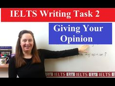 """How to give your opinion in your IELTS essay. Learn if you can use """"I"""" or """"my"""" in your essay. This lesson gives tips for your IELTS essay writing. Learn how to express your opinion using an appropriate style for writing task 2."""