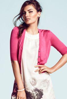 Alyssa Miller for HM Shades Of Summer LookBook (Summer 2012) photoshoot