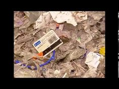 How It's Made Paper recycling - YouTube