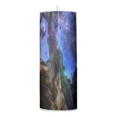 Universal Tree of Life Pillar Candle
