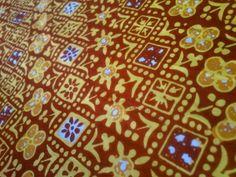 Jual Kain Batik Motif Bunga   Toko Online Batik Kendal   Jual Batik Berkualitas   Toko Batik
