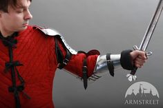 SCA Armor Knight Functional Arms