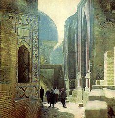 Самарканд..... Samarkand, Uzbekistahn