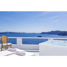 Hôtel romantique : A Oia Santorin l hotel White Pearl Villas © Booking