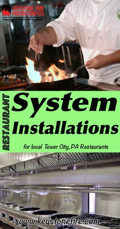 Restaurant System Installations Tower City (215) 641-0100.. Local Pennsylvania Restaurants you have found the complete source for Fire Protection. Fire Extinguishers, Restaurant System Service.. We're got you covered..