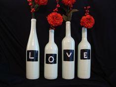 bottiglie innamorate