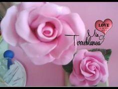 Rosas de porcelana fría- Cold Porcelain Roses
