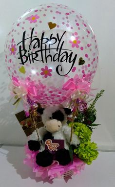 Happy Birthday For Him, 21st Birthday Cards, Cute Birthday Gift, Happy Birthday Balloons, Friend Birthday Gifts, Birthday Wishes, Birthday Parties, Balloon Decorations, Birthday Party Decorations