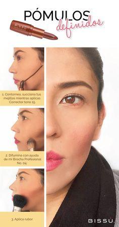 Correo: GABRIELA ERANDI GARCIA LANDEROS - Outlook Makeup 101, Love Makeup, Diy Makeup, Simple Makeup, Makeup Looks, All Things Beauty, Beauty Make Up, Hair Beauty, Tips Belleza