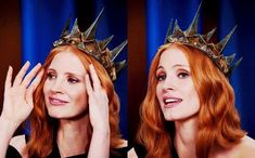Imagen de actress, jessica chastain, and the huntsman