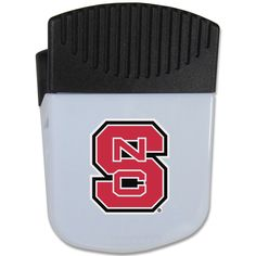 """Checkout our #LicensedGear products FREE SHIPPING + 10% OFF Coupon Code """"Official"""" N. Carolina St. Wolfpack Chip Clip Magnet - Officially licensed College product 2 inch wide clip magnet  Strong magnet to hold memos or notes Use a clip to keep chips or other bag items fresh The N. Carolina St. Wolfpackis screen printed on the front of the magnet - Price: $15.00. Buy now at https://officiallylicensedgear.com/n-carolina-st-wolfpack-chip-clip-magnet-cpmc79"""