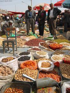 Kashgar Sunday market, China (c) Copyright Lup Keen Ng.
