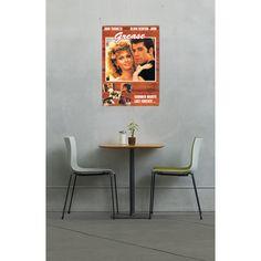 #Grease 60x85 cm #artprints #interior #design #art #print #cinema  Scopri Descrizione e Prezzo http://www.artopweb.com/categorie/cinema/EC18502