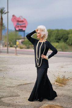 Ari Seth Cohen: 26 Stylish Seniors Who Refuse to Wear Old-People Clothes Advanced Beauty, Advanced Style, Glamour, Jacqueline De Ribes, Ari Seth Cohen, Fashion Weeks, Fashion Tips, Estilo Denim, Street Style Blog
