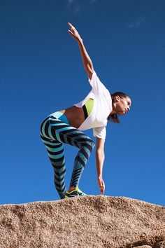 Reach new heights in gear designed for warm-weather workouts. Shop our Summer Style Guide.