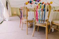 A Rainbow of Colours for a Woodland, Carnival Inspired Wedding   Love My Dress® UK Wedding Blog