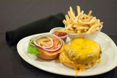 #burger #cheeseburger #chips #fast food #food #french fries #hamburger #unhealthy