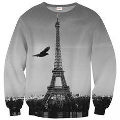 Paris Sweatshirt - Patriotic