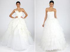 Vestidos de noiva Oscar de Renta - fall 2013 | Constance Zahn - Blog de casamento para noivas antenadas.