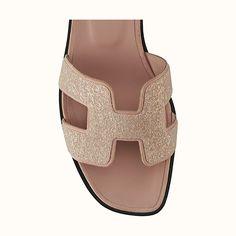 3ef59055c693 Oran sandal. Hermes OranFlat SandalsModelLeather