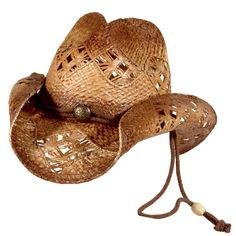 Deadwood Trading Hat Company Sonoma - Raffia Straw Cowboy Hat 93f44eaae5b6
